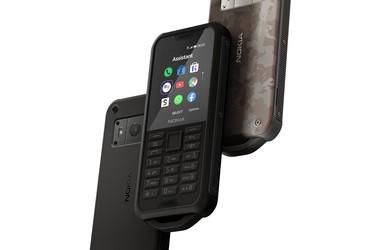 Uusi Nokia 800 Tough on tehty kovaan käyttöön