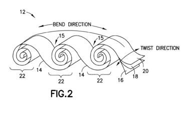 Nokia patentoi kääretorttumaisen taipuisan akun