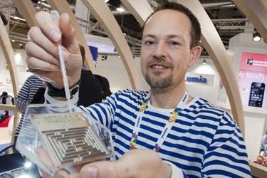 Nokia esitteli vedenpitävää nanoteknologiaa