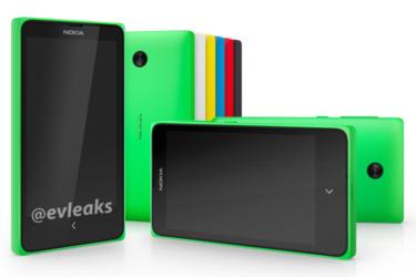 Android-Nokia vilahtaa suorituskykytestissä - kyseessä huhuttu Normandy?