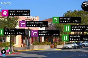 Nokia esittelee videolla City Lens -uudistuksia