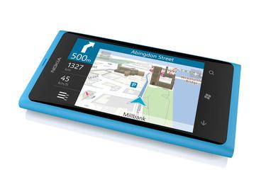 Nokia solmi sopimuksen karttapalveluista Oraclen kanssa