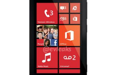 Verizon ja Nokia esittelivät virallisesti Lumia 822:n