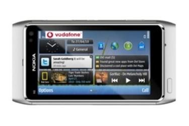 Nokia N8 ilmestyi Vodafonen sivustolle