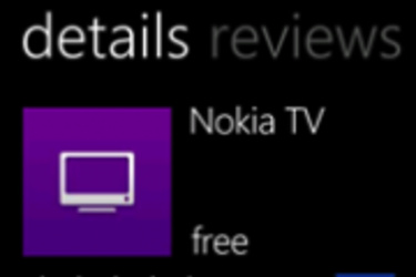 Nokia TV tuo suomalaiset netti-tv-palvelut Lumia-puhelimiin