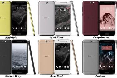 Uusi vuoto paljastaa HTC:n tulevan One A9:n ulkonäön
