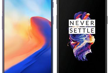 Kannattaako vaihtaa OnePlus uuteen? OnePlus 5 vs OnePlus 6