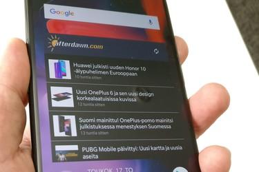 OnePlus 6 saa korjauksen tietoturvaongelmaan