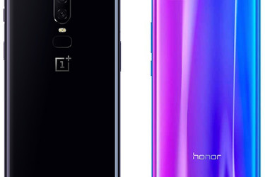 Kumpi on parempi, OnePlus 6 vai Huawei Honor 10?