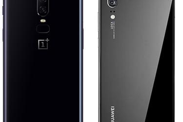 Kumpi kannattaa ostaa, OnePlus 6 vai Huawei P20?