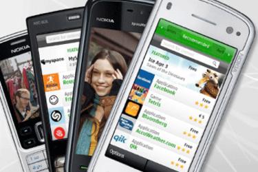 Nokian sovelluskaupassa jo yli 100 000 sovellusta