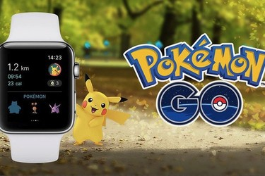 Pokemon Go tuki loppuu Apple Watchilla