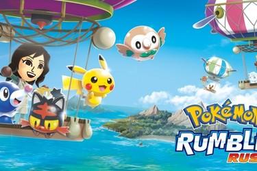 Pokemon Rumble -pelisarja saapuu Androidille ja iPhonelle