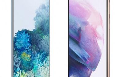 Vertailussa Galaxy S21+ vs Galaxy S20+: Onko uusi aina parempi?