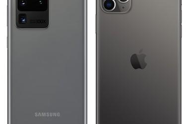 Kumpi kannattaa ostaa: Galaxy S20 Ultra vs iPhone 11 Pro Max