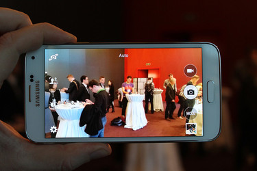 Kuvavuoto: Tässä Galaxy S5 suoraan MWC:stä