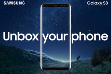 Uutta säpinää Suomen puhelinmarkkinoilla – Galaxy S8:n myynti käynnistyi