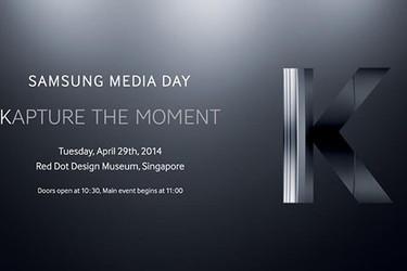 Samsung-tilaisuus paljastaa uuden Zoomin