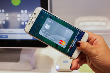 Maksupalvelu Samsung Pay tekee tuloaan Pohjoismaihin