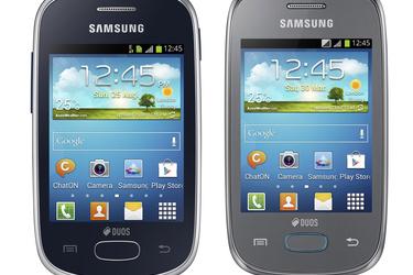 Samsung julkisti kaksi edullista Galaxy-mallia