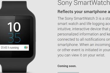 Arvostelu: Sony Smartwatch 3 - Laadukas mutta yllätyksetön älykello
