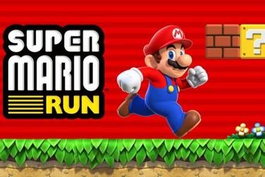 Super Mario Run tulee pian myös Androidille