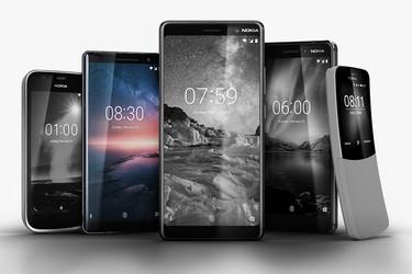 HMD esitteli uuden Nokia-huippupuhelimen: Tässä on Nokia 8 Sirocco