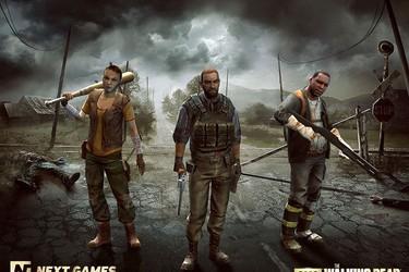 Kotimaisen Next Gamesin virallinen The Walking Dead -peli julkaistiin