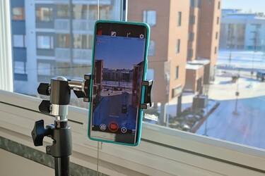 Opas: Timelapse Android -puhelimella, helposti ja ilmaisilla sovelluksilla