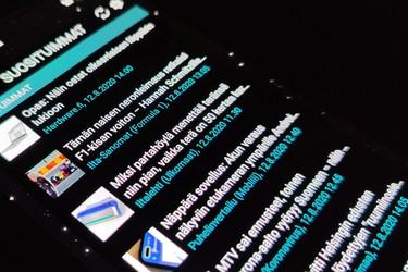 Opas: Lisää widget Androidin kotinäyttöön