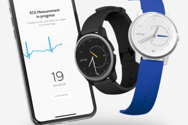 Withingsin uusi älykello oppi Applelta EKG-mittauksen