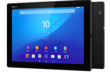 Sonyn huippukevyt tabletti päihittää iPad Airin
