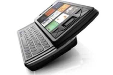Sony Ericssonin XPERIA X1:n myyntiintuloaikataulu epäselvä