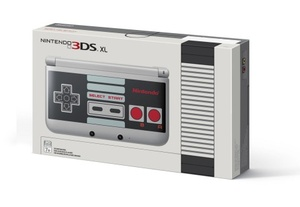 New Nintendo 3DS XL looks like an NES controller