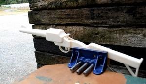 3D-tulostettu kivääri kesti 14 laukausta - ohjeet julkaistaan nettiin pian
