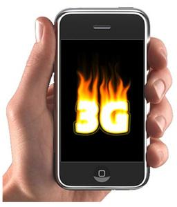 11 miljoonaa 3G-iPhonea vielä tänä vuonna?