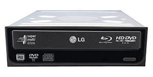 Blu-ray ja HD DVD tietokoneeseen 1200 dollarilla