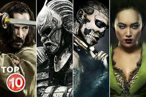 Top 10 week 12 meest gedownloade films via BitTorrent