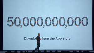WWDC: Apple boasts App Store figures