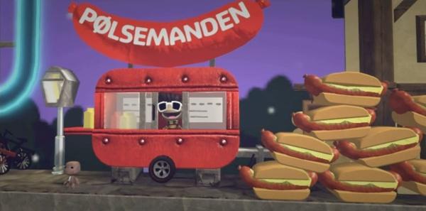 VisitDenmark markedsfører Danmark via LittleBigPlanet