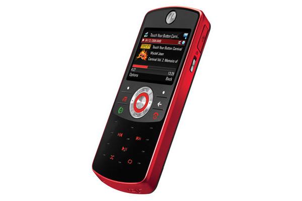 Motorola julkisti kolme ROKR-musiikkipuhelinta