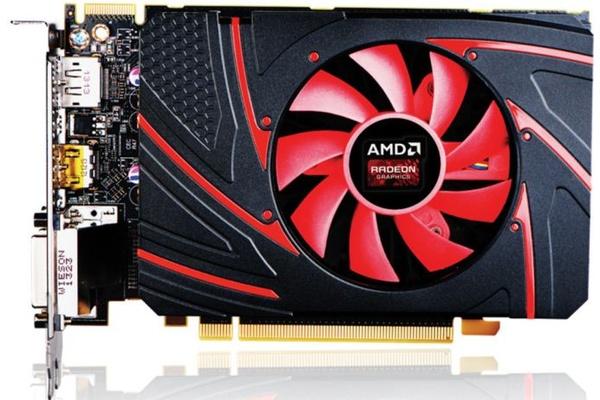 AMD:ltä kukkaroystävällinen näytönohjain