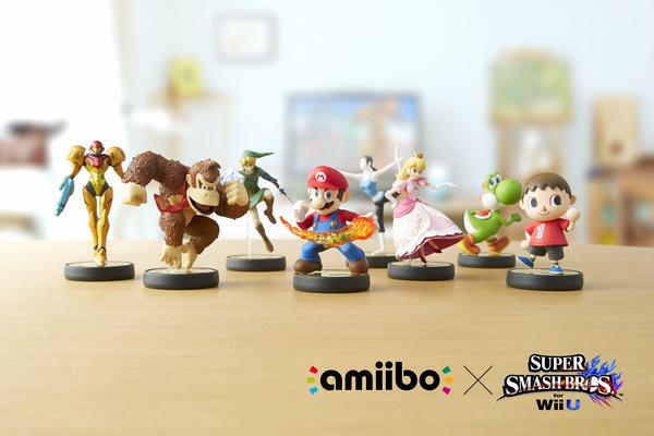Nintendo to return to profitability on strong Amiibo, Super Smash Bros. sales