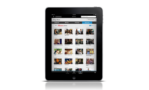 Comcast launching Netflix rival