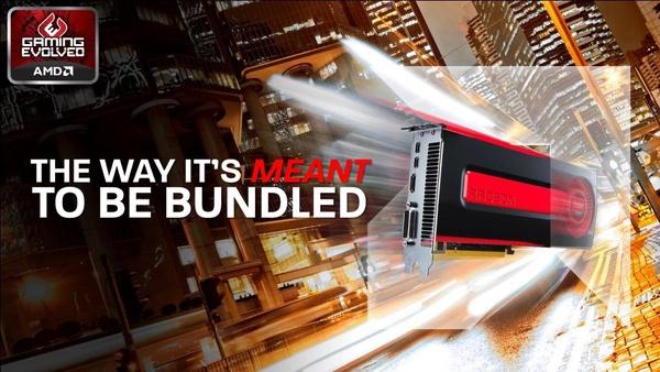 AMD:n uusi pelipakettitarjous: valitse pelit itse, nyt tai myöhemmin