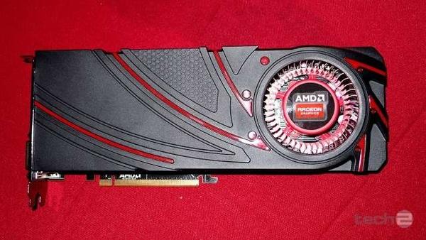 AMD:n tuleva Radeon R9 290X kuvissa