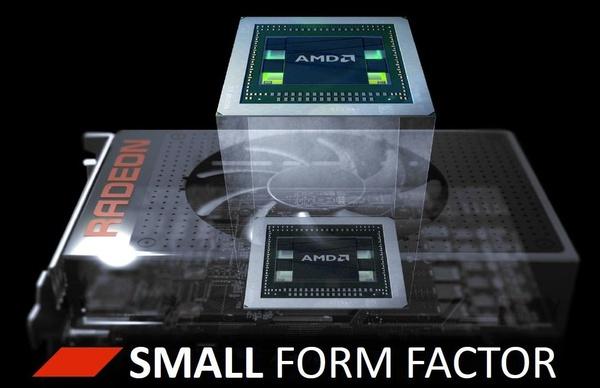 AMD julkaisi ennätyspienen tehonäytönohjaimen