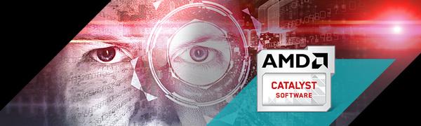 AMD:ltä parannuksia Catalyst-ajuritukeen