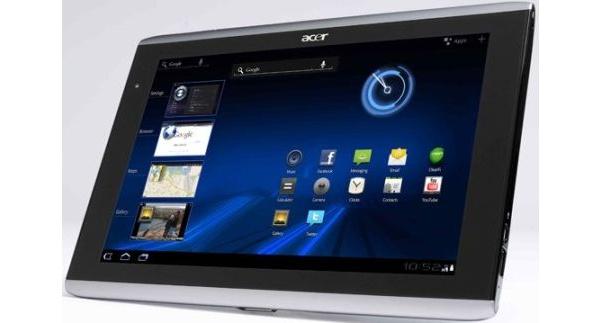 Acer epäilee tablet-kysynnän olevan hiipumassa
