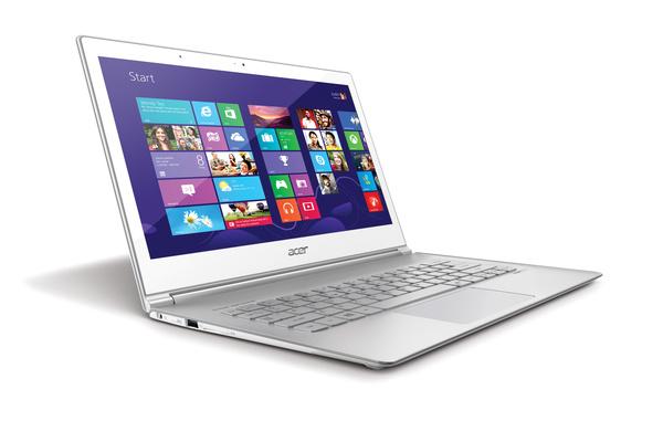 Acerilta Aspire S7 ja Aspire S3: kompaktia kokoa tai tehoa